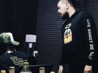 AKA Hits The Studio With Blxckie